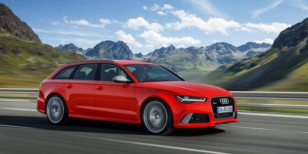605 ch pour les Audi RS6 et RS7 Performance !
