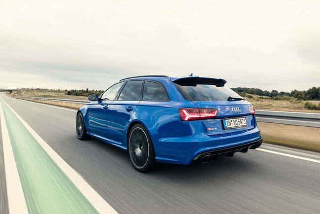 Audi RS 6 Avant Performance Nogaro Edition