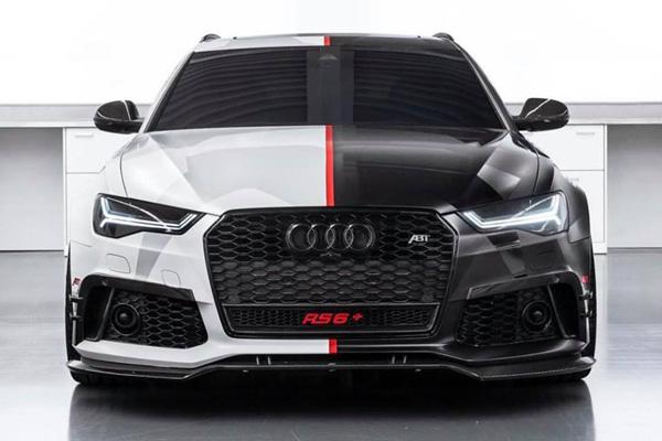 Jon Olsson réceptionne sa nouvelle Audi RS6