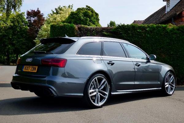 Offrez-vous l'Audi RS 6 Avant du Prince Harry