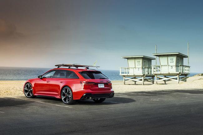 Nouvelle Audi RS 6 Avant : à partir de 117 500 €