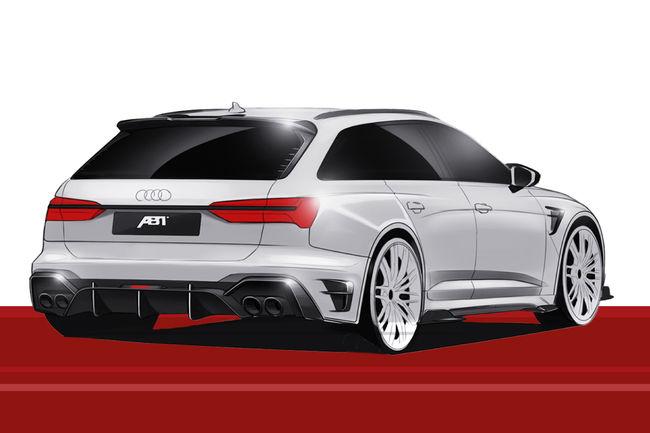 Premiers teasers pour la nouvelle ABT RS6-R 2020