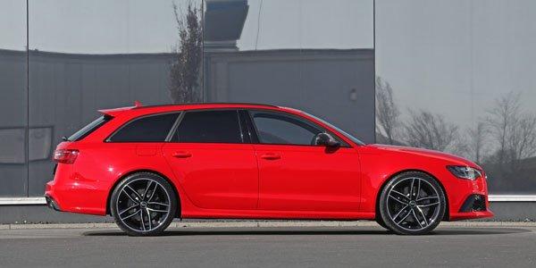 Hperformance se penche sur l'Audi RS6 Avant
