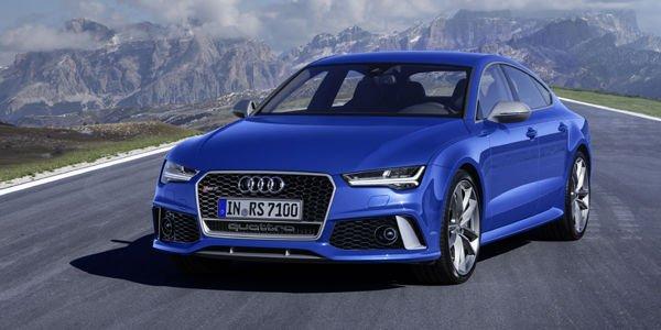 Étonnant défi pour Edoardo Mortara et l'Audi RS7 Sportback