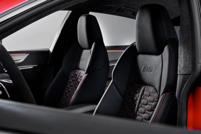 Nouvelle Audi RS 7 Sportback : avec 600 ch