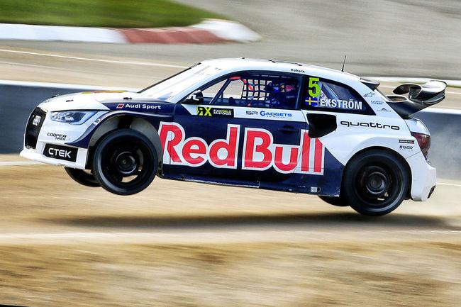 Audi Sport renforce son implication en World RX