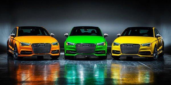 Audi S3 Exclusive Edition : seulement pour les USA
