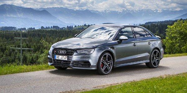 400 ch pour l'Audi S3 revue par ABT Sportsline