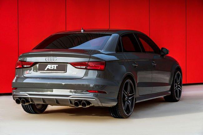 400 ch pour l'Audi S3 d'ABT Sportsline