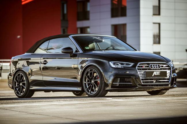 Audi S3 Cabrio par ABT Sportsline