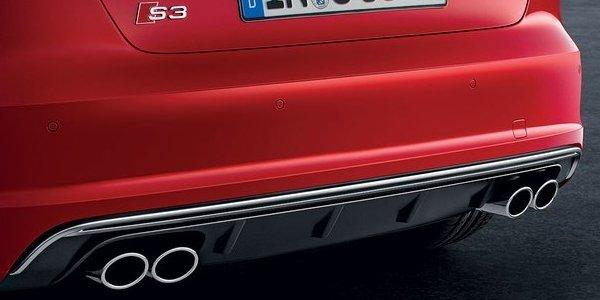La nouvelle Audi S3 passe à 300 ch