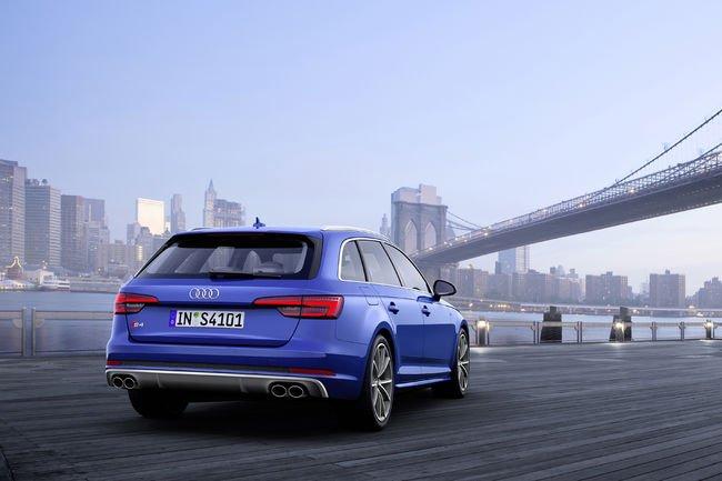 Audi S4 et S4 Avant 2016 : à partir de 59 300 euros