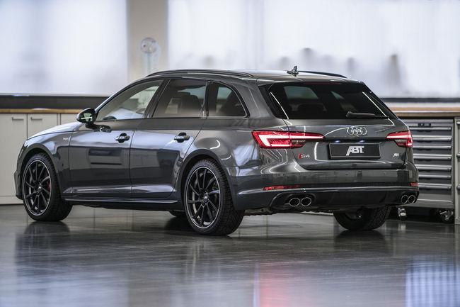 425 ch pour l'Audi S4 Avant ABT Sportsline
