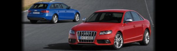 L'Audi S4 abandonne le V8 !
