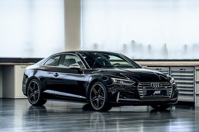 425 ch pour l'Audi S5 ABT Sportsline