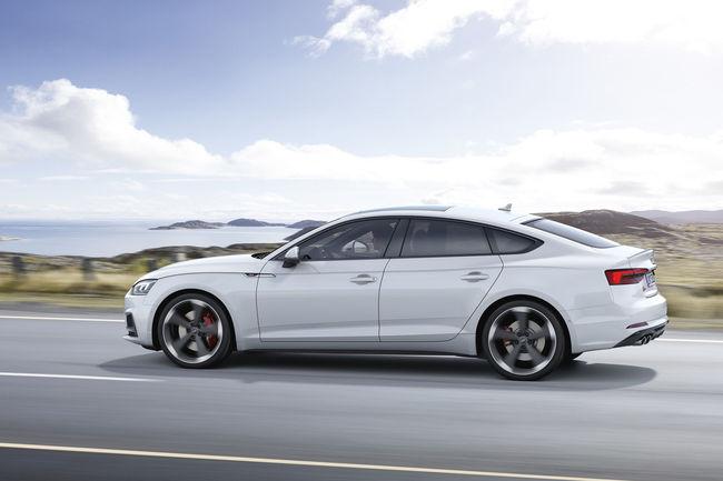 Un V6 3.0 TDI pour l'Audi S5