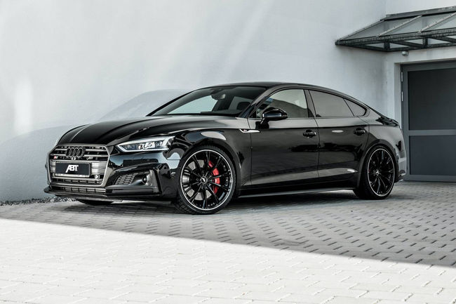 Audi S5 Sportback par ABT Sportsline