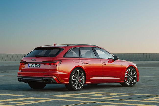 Un V6 3.0 TDI pour les Audi S6 et S7