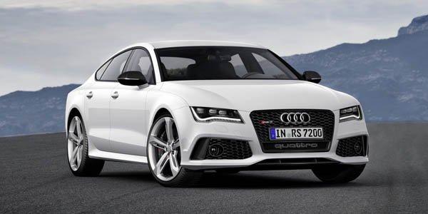 Audi RS7 : il va y avoir du sport !