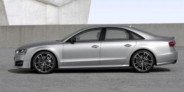 Nouvelle Audi S8 plus : 605 ch sous le capot