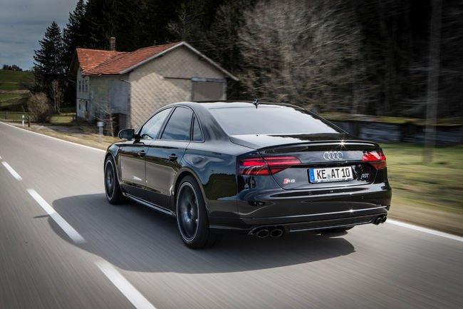 705 ch pour l'Audi S8 Plus par ABT Sportsline