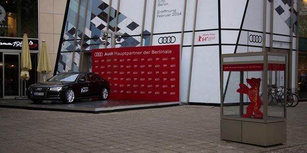 Audi partenaire du Festival de Berlin