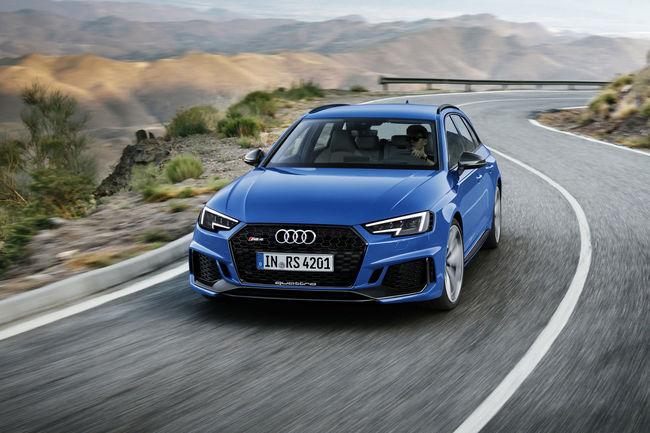 Audi Sport : cinq nouveaux modèles attendus d'ici à 2020