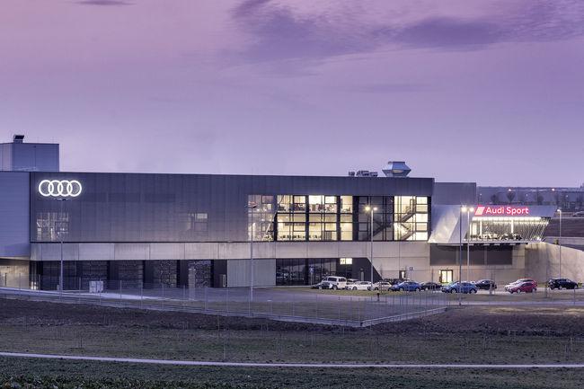 Nouveaux responsables à la tête d'Audi Sport GmbH