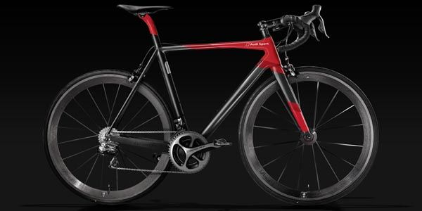Audi Sport Racing Bike : Audi passe au deux roues