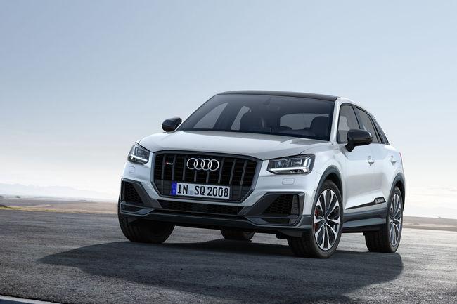 Audi SQ2 : 300 ch sous le capot