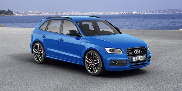 Une version plus pour l'Audi SQ5 TDI
