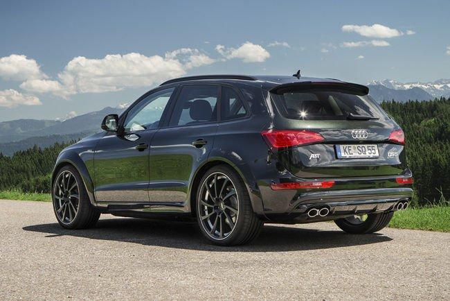 Audi SQ5 par ABT Sportsline : 380 ch sous le capot
