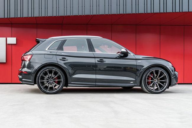 425 ch pour l'Audi SQ5 par ABT Sportsline