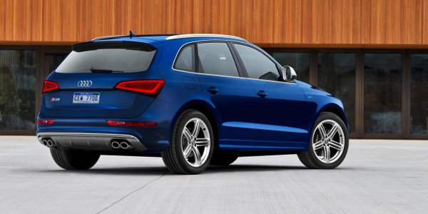 Audi SQ5 : enfin la version essence !