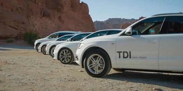 Audi généralise le TDI aux États-Unis
