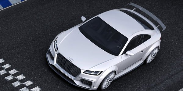 L'Audi Sport Quattro Concept préfigure le prochain TT RS