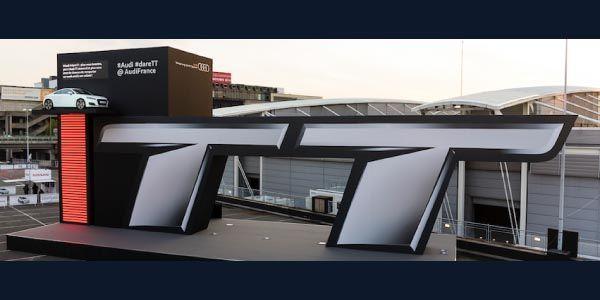Audi #dareTT: gagnez un voyage en Audi TT