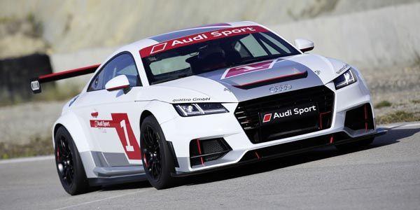 Audi Sport lance la TT Cup