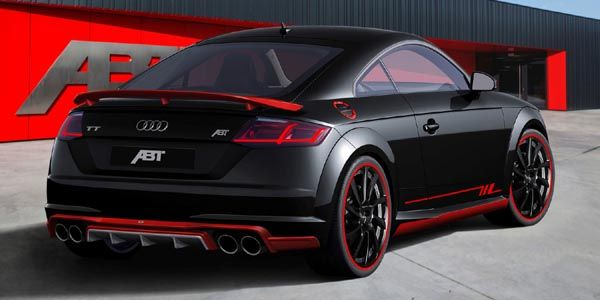 abt sportsline s 39 occupe de la nouvelle audi tt actualit. Black Bedroom Furniture Sets. Home Design Ideas