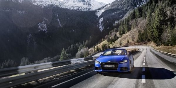 Nouveaux Audi TT et TTS Roadster