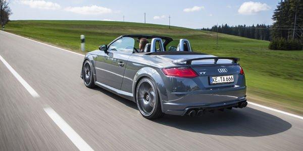 Audi TT Roadster par ABT Sportsline