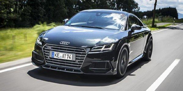 Une Audi TTS XXL chez ABT Sportsline