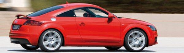 S-Line : une Audi TT plus méchante