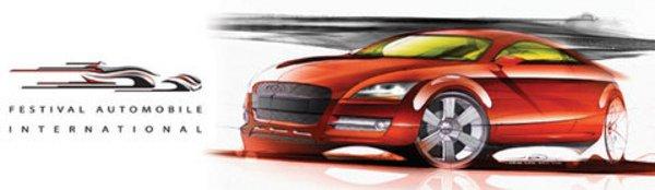 La plus belle ? C'est l'Audi TT !