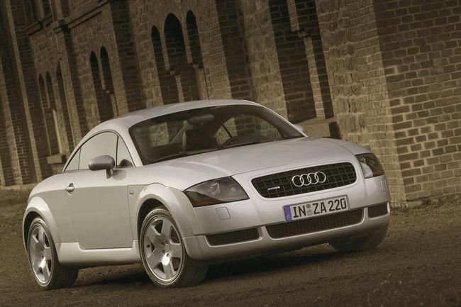 Audi France fête les 20 ans de la TT