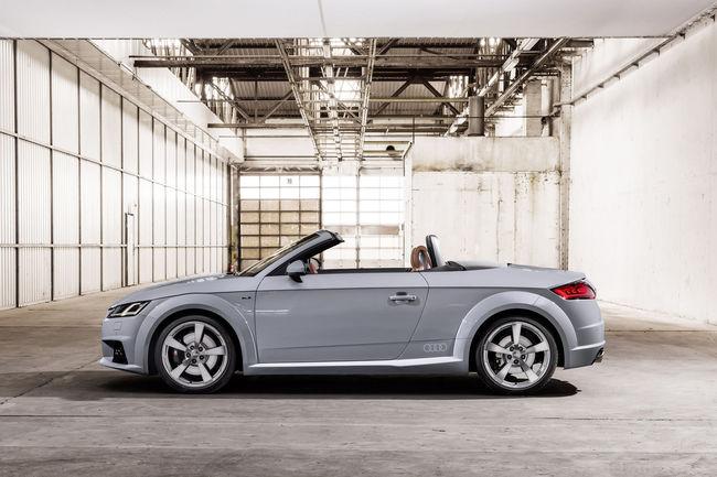 Édition limitée Audi TT 20 Years