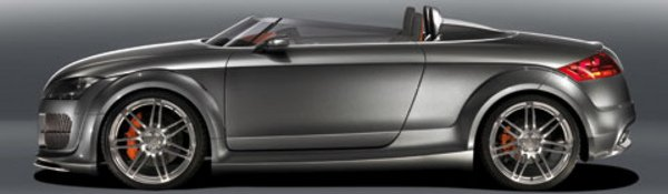 Audi TT Clubsport : jouet pour adultes