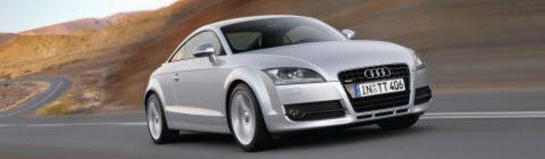 Un moteur 1.8 TFSI pour l'Audi TT