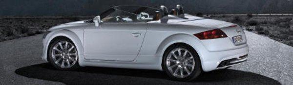 Audi TT Clubsport : ils vont oser !