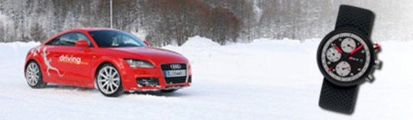 Audi : des cadeaux pour la St Valentin !